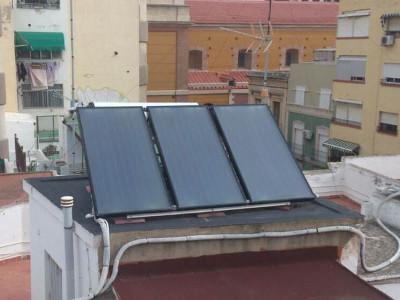 energia solar almeria